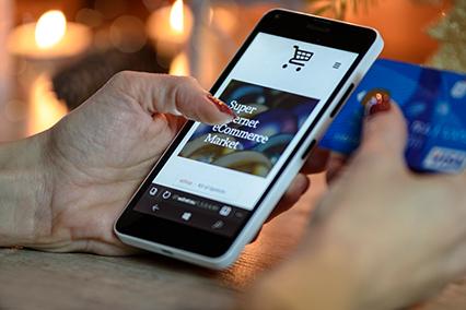 E-commerce, llenado y envasado